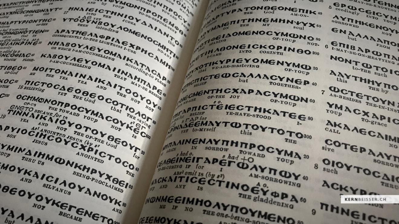 Wie wir die Bibel lesen