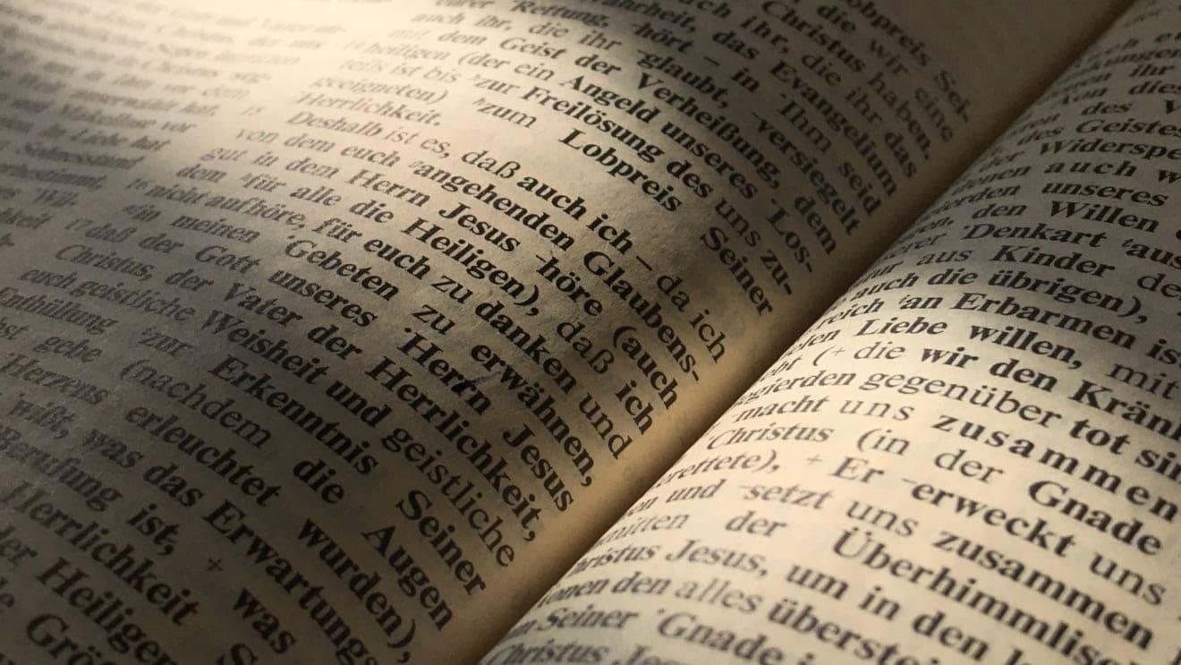 Ist die Allversöhnung «biblisch»?
