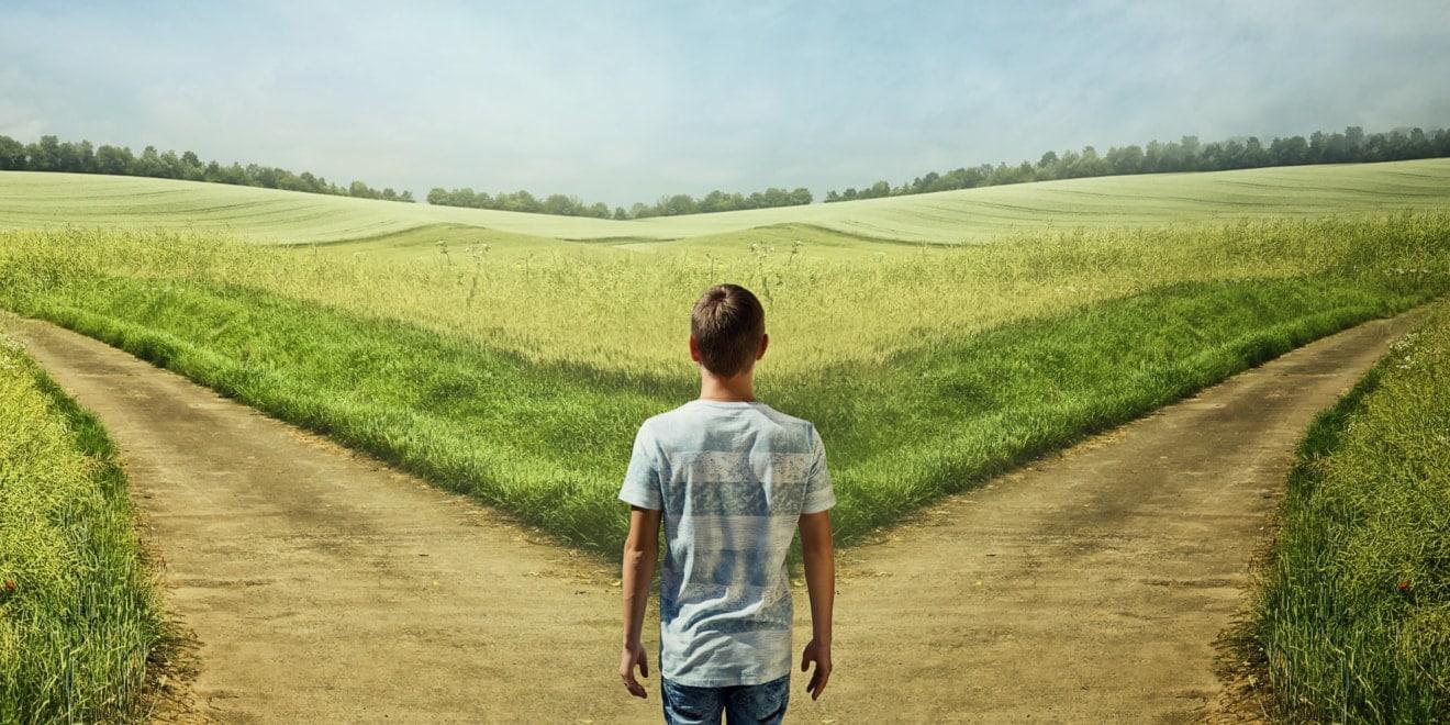 Der breite und der schmale Weg