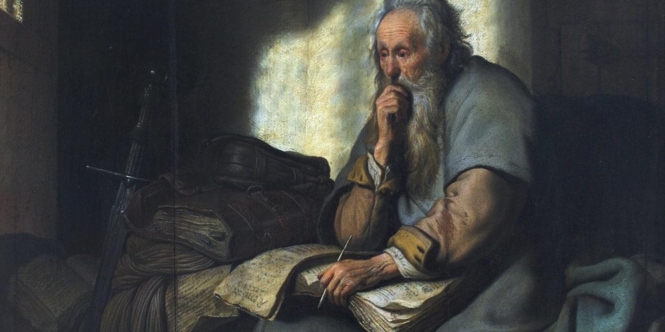 Der Apostel Paulus im Lockdown