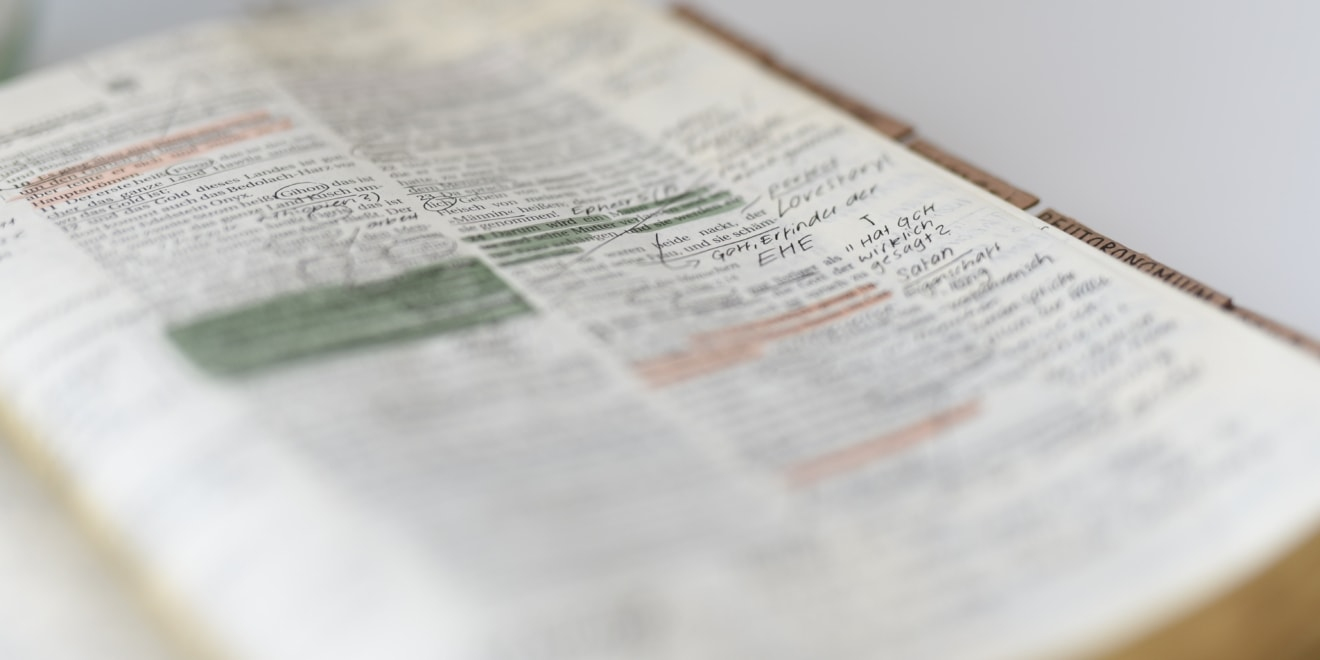 Muss ein wahrer Christ «bibeltreu» sein?