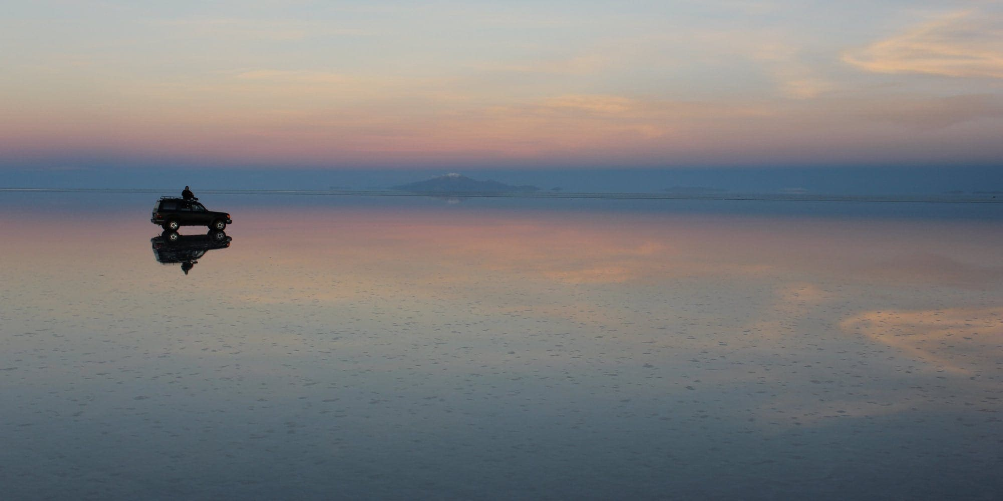 Lucas Metz, Uyuni salt plane